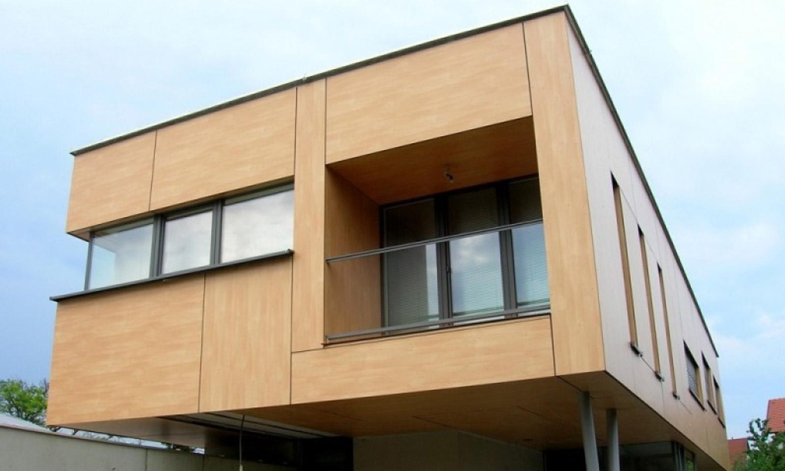 HPL панелі: як застосувати високі технології в будівництві?