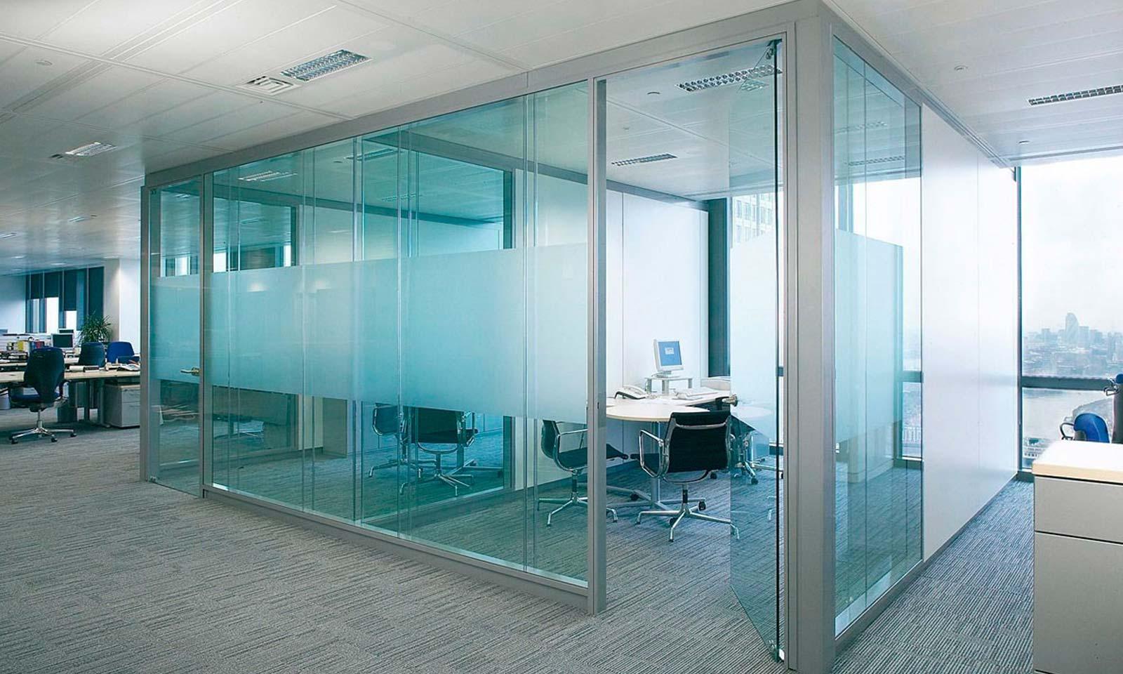 Картинки по запросу Прозрачная изоляция офисных помещений