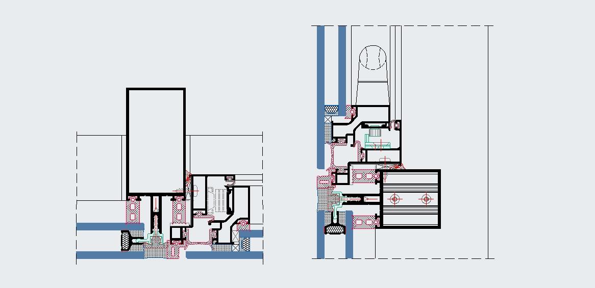 полуструктурный фасад green swift - фото 2